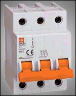 Sigurante automate tripolare BKN-3P